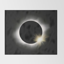Eclipse Throw Blanket