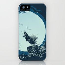 Goku's Kamehameha iPhone Case