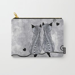 Cat duo Carry-All Pouch