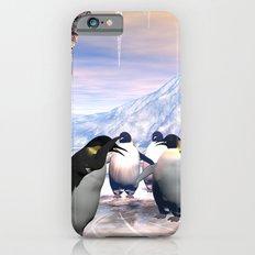Funny penguin  iPhone 6s Slim Case