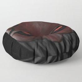 No Fear Floor Pillow