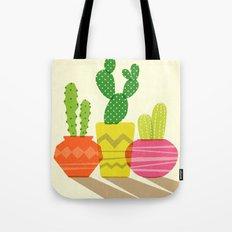 Cactus Bright Tote Bag
