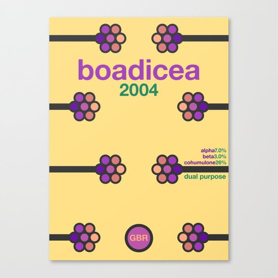 boadicea single hop Canvas Print