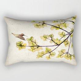 Beautiful Spring Rectangular Pillow