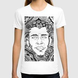 Black on Both Sides T-shirt