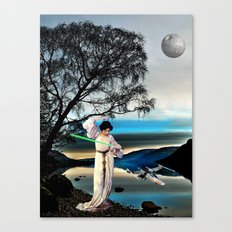 Another Skywalker - Princess Leia, Starwars Canvas Print