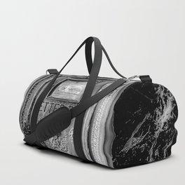 You've Got Mail - B&W Duffle Bag