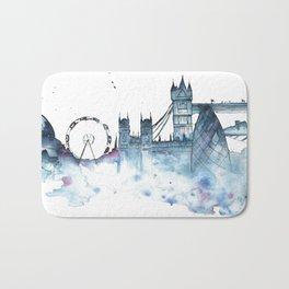 I dream of London Bath Mat