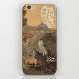 A select gathering iPhone Skin