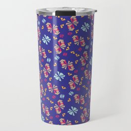 Caballito Flor Travel Mug