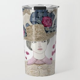 Lost and bewildered Travel Mug