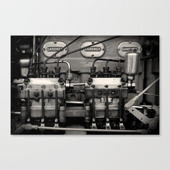 Delicious Engineering Canvas Print