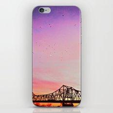 Fall Sunset iPhone & iPod Skin