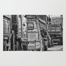 Traffic Reflection Rug