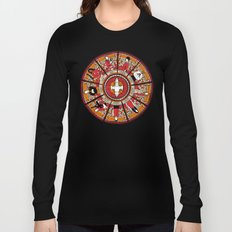 Cathedral of the Serenity Long Sleeve T-shirt