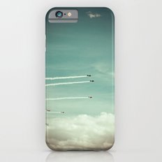above the clouds Slim Case iPhone 6