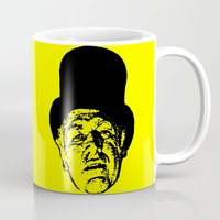 literature Mugs featuring Outlaws of Literature (Ken Kesey) by Silvio Ledbetter