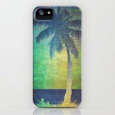 Summer vibes iPhone SE Slim Case