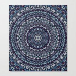 Native Soul Mandala 5 Canvas Print
