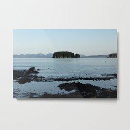 Peaceful Island pt.2 Metal Print