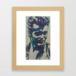 James Framed Art Print
