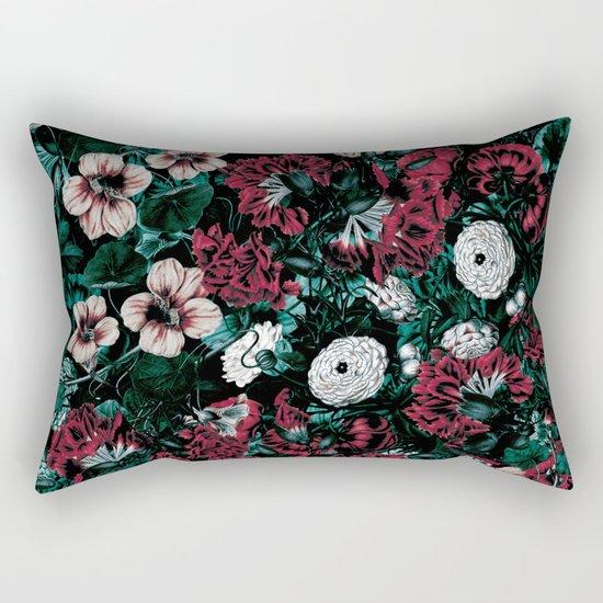 NIGHT FOREST XVII Rectangular Pillow