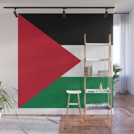 Flag of Palestine Wall Mural