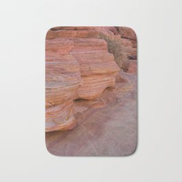 Colorful Sandstone, Valley of Fire - II Bath Mat