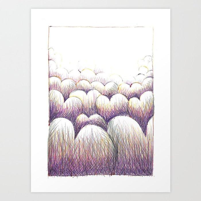 Kera Damo 014 Art Print
