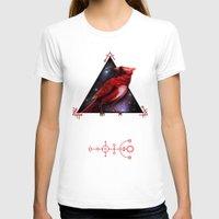 cardinal T-shirts featuring Cardinal by MyArti