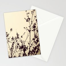 Silhouette II Stationery Cards