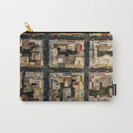 Blocks of Athens Carry-All Pouch