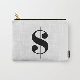 Ca$h Carry-All Pouch