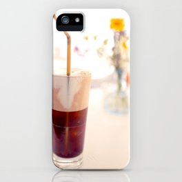 Time for Coffee iPhone Case