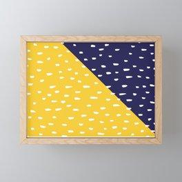 print #9 Framed Mini Art Print