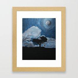 Midnight Dream Framed Art Print