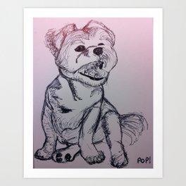 PopPup Art Print