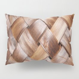 Basket Weave Texture (2) Pillow Sham
