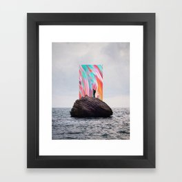 A/26 Framed Art Print
