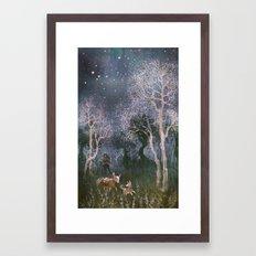 Voyager Framed Art Print