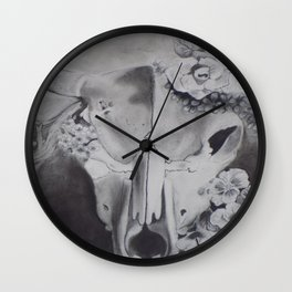 Dead and Alive  Wall Clock