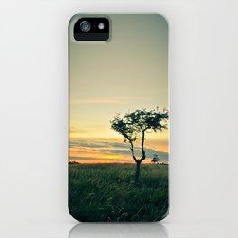 Dublin Sunset iPhone Case