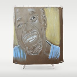 Donald Kinsey Shower Curtain