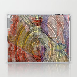 Spin Up The Drives Laptop & iPad Skin