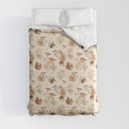Meadow Friends Comforters