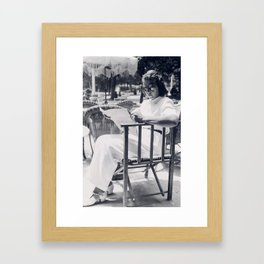One Percent Framed Art Print