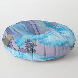 The Hollow Floor Pillow