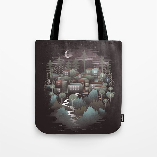 The North Tote Bag
