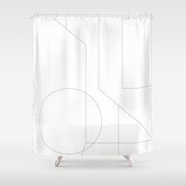 Tila#1 Shower Curtain