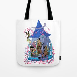 The Gang is All Here! Tote Bag
